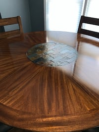 Tall Wood Dining Set for 4 Capitol Heights, 20743