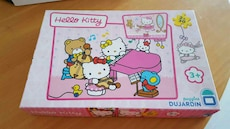 2 puzzle Hello Kitty complets