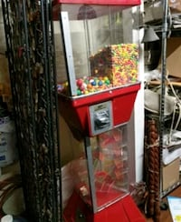 Wanted: A Place to Put Candy Machine Lodi
