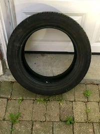 set of tires 205/55 R16 basically brand new 250  Vaughan, L6A 3P5
