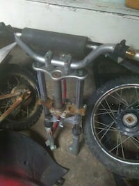 motorcycle frontend make offer I will trade  Winchester, 40391