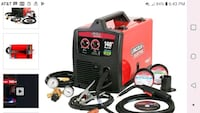 black and red portable generator Gaithersburg, 20878