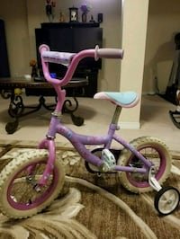 Barbie 12inch Girls Bike. Only serious buyers.  Mississauga, L5M 7W3
