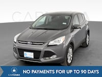 2013 Ford Escape suv SEL Sport Utility 4D Gray  Fort Myers