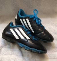 Adidas Soccer Cleats Size 1   Glendale Heights, 60139