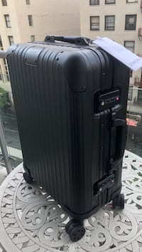 New Rimowa Black Cabin Carryon & Check In Alumimum Suitcase luggage Los Angeles, 90015
