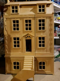 Plan Toys Georgian Dollhouse Gaithersburg, 20878