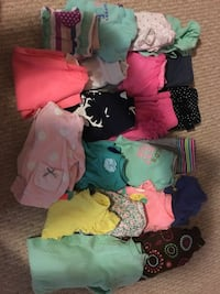 3-9 month baby girl lot