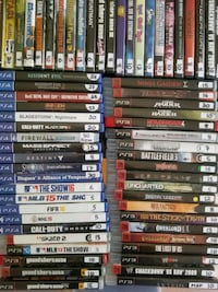 PS4 PS3 PS2 PS1 games and more  Vaughan, L4L