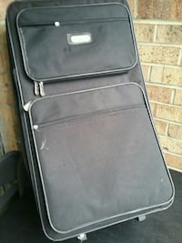 black and gray luggage bag Gaithersburg, 20886