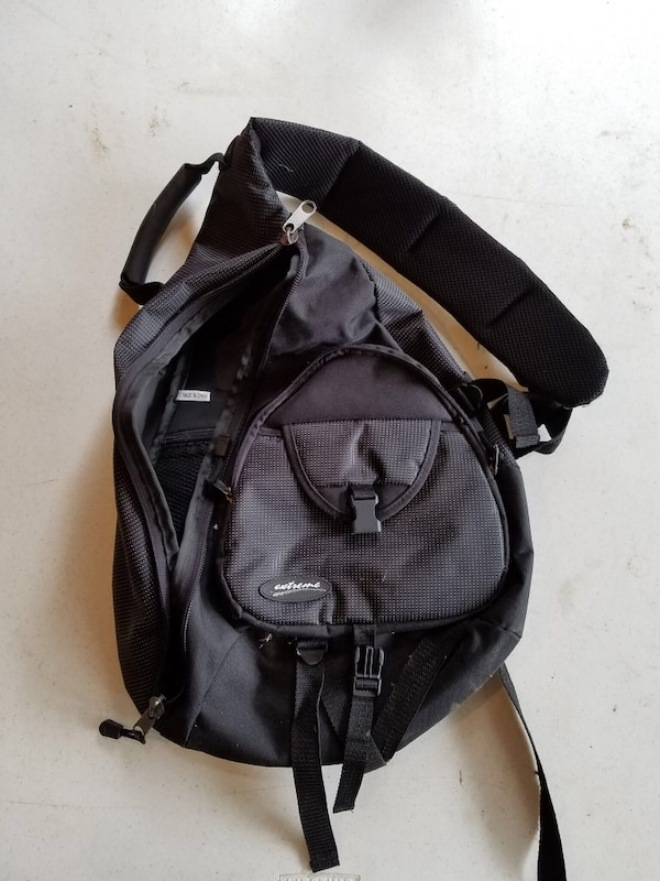Used Single strap backpack for sale in Hudson - letgo 8a12bb261e4de