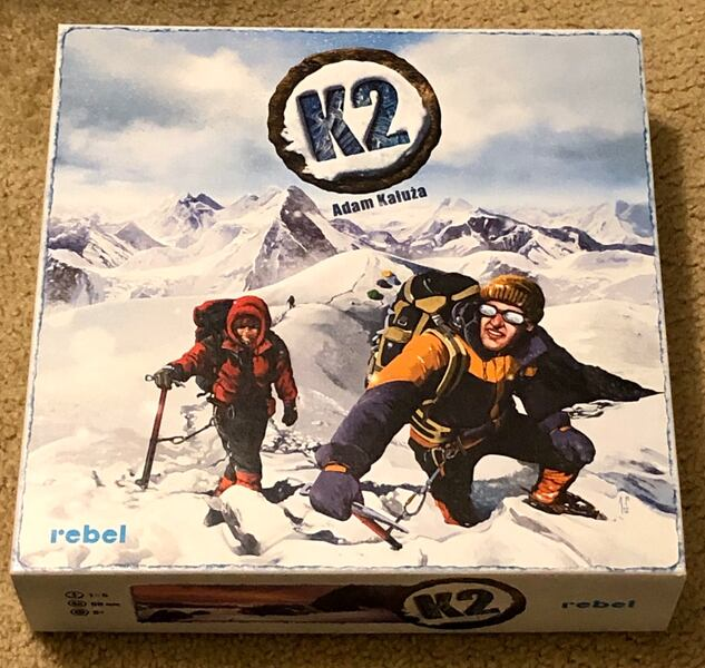 K2 Strategy Board Game 8+ 0