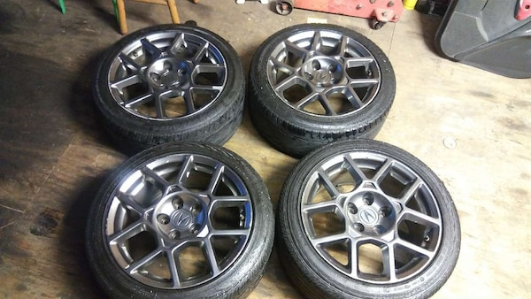 Used Acura Tl Type S Rims For Sale In York Letgo - Acura tl tires