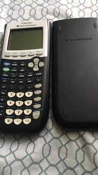 Black and gray texas instruments ti-84 plus Germantown, 20876