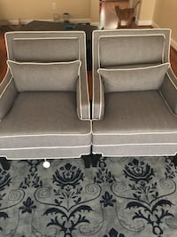 2 Collin arm chairs from Macy's brand new  Charlotte, 28269