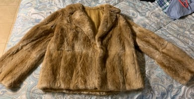 Real Rabbit Fur Coat by (SOVEREIGN)