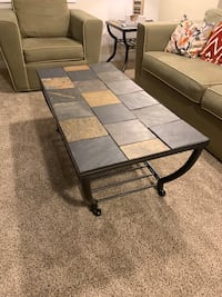 Tile Coffee Table and End Table Des Moines, 50315