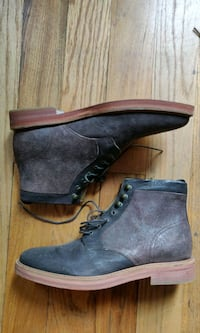 J Shoes - Kirkwood Leather Boots - US M 9 Baltimore, 21224