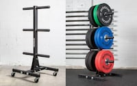 Rogue fitness vertical plate tree