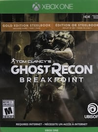Xbox ghost recon gold edition never opened Mississauga, L5V