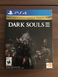 Dark Souls III Day One Edition Complete