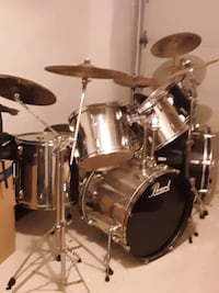 Double bass drum kit. or best offer
