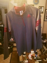 blue and red zip-up jacket  medium boys  Louisville