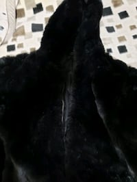 black and gray fur jacket Calgary, T2J 0T2