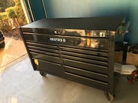 black and gray tool chest Alexandria, 22304