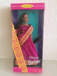 Barbie Indian doll of world