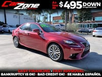 Lexus IS 250 2015 South Gate