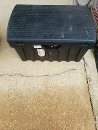 black and gray plastic tool box Springfield, 22150