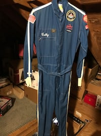 Vintage Racing Fire Suit Amoco Arlington, 22206