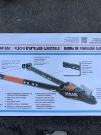 Adjustable tow bar null, T7X 3N3
