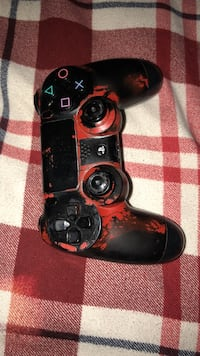 black and red Sony PS4 controller Washington, 20019