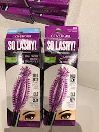 So lashy mascara by cover girl  Whitby, L1M 1E6