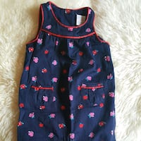 blue and red floral tank top St. Louis, 63139