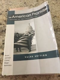 The American Promise Fifth Edition Missouri City, 77459