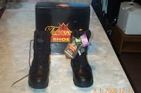 "Thorogood 9"" Safety / Tactical Boots - $50(West York)  York"