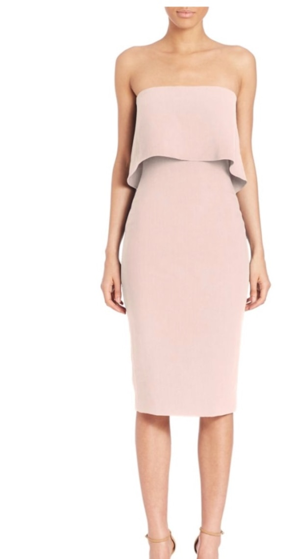 LIKELY Driggs Peony dress LN size XS-0 Value $235+tax