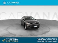2018 Jeep Compass suv Sport SUV 4D Dk. Gray Brentwood