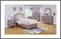 BLOW OUT SALE $39 DOWN GETS YOU A YOUTH BEDROOM SET TODAY!!!! Richardson