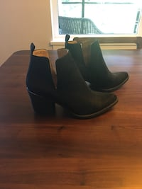 Steve Madden boots size 7.5 womens Langley, V2Y 1P3