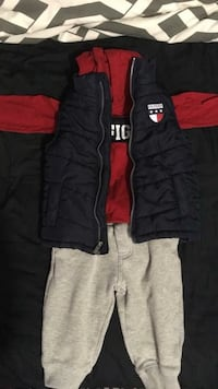 Baby Tommy Hilfiger outfit