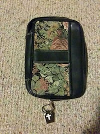 black and green floral leather crossbody bag Colorado Springs, 80910