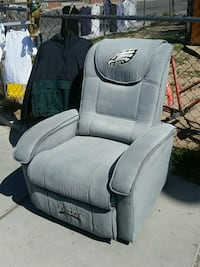 a NFL EAGLES RECLINER $60 reduced Las Vegas, 89104