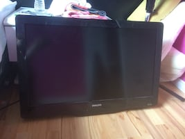 30 inch philips flat screen tv