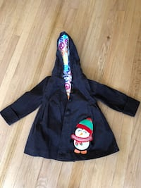 3t corduroy/fleece hooded swing jacket Denver, 80204