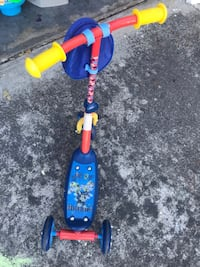 Paw patrol scooter with pocket  San Lorenzo, 94580