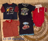 Baby boys shirts Fort Erie, L2A 4M8